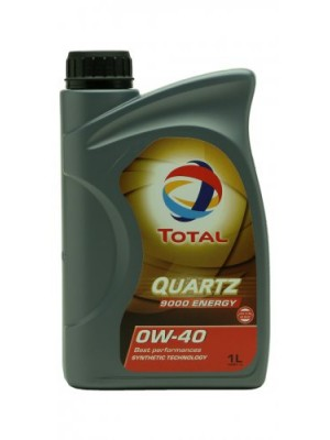 Total Quartz  9000 Energy 0W-40 Motoröl 1l