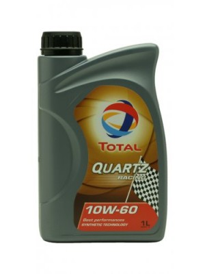 Total Quartz  Racing 10W-60 Motoröl 1l