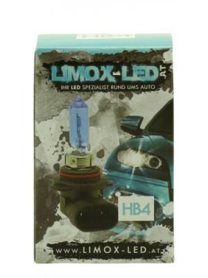 HB4 Gelb Optik Halogen Lampe 3000 Kelvin Birnen 55 Watt