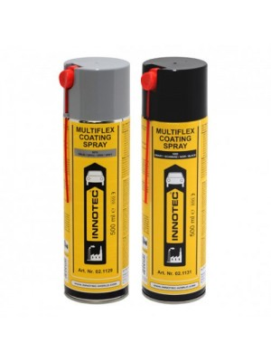Innotec Multiflex Coating Spray Schwarz (5000) (Steinschlagschutz) 500ml