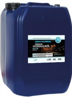 LIMOX Platinum HLP-46 ISO-VG Hydrauliköl 20l Kanister