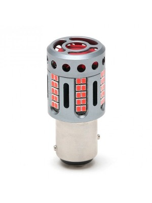 S9 LED 100% Canbus Birne Lampe P21/5W Bay15d 1950 Lumen Rot