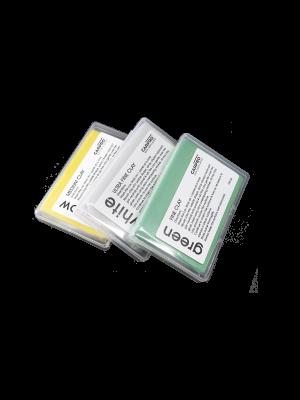 CarPro - Clays (3 Set) 3x Reinigungsknete zu je 100 Gramm