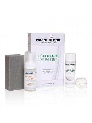 Colourlock - Glattleder Pflegeset Mild