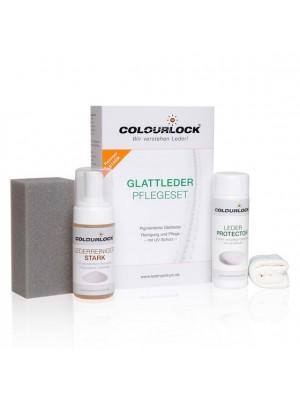 Colourlock - Glattleder Pflegeset Stark