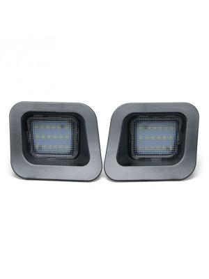 LED Modul Kennzeichenbeleuchtung Dodge Ram 1500 2500 3500