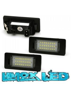 LED Modul Kennzeichen Beleuchtung Renault Espace MK4 Scenic MK2 Laguna II