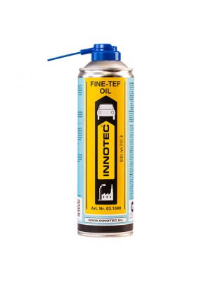 Innotec Fine-Tef Oil Dünnflüssiges PTFE-Schmieröl 500 ml