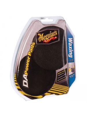 Meguiars DA Power Pads Waxing