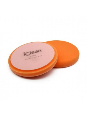 iclean iPolish – Fine Cut Pad Orange 140mm (neueste Generation unseres Fine Cut Polier-Pads)