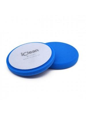 iclean iPolish – Medium Cut Pad Blau 140mm (neueste Generation unseres Medium Cut Polier-Pads)