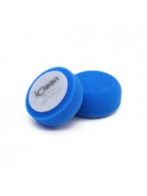 iclean iPolish – Medium Cut Pad Blau 45mm (2 Pack) (neueste Generation unseres Medium Cut Polier-Pads)