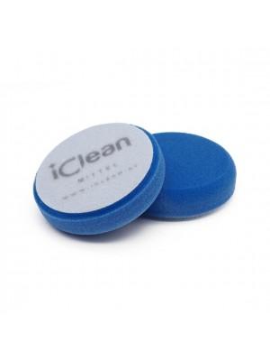 iclean iPolish – Medium Cut Pad Blau 80mm (neueste Generation unseres Medium Cut Polier-Pads)