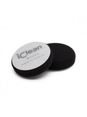 iclean iPolish – Sealing Pad Schwarz 80mm (neueste Generation unseres Sealing Pads)
