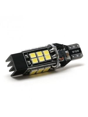 LED Lampe W16W T15 Birne Lampe 24x 2835 SMD Weiß Canbus Technik