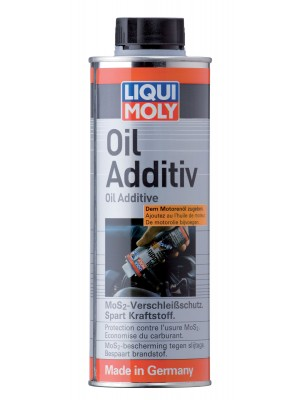 Liqui Moly Öl Additiv MoS2 500 ml