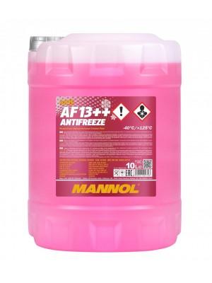 MANNOL Kühlerfrostschutz AF13++ Fertigmischung (- 40°C) 10L