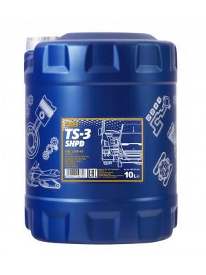 MANNOL 7103 TS-3 SHPD SAE 10W-40 API CH-4/CG-4/CF-4/SL 10L
