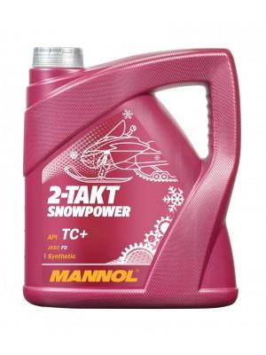 MANNOL 7201 2-TAKT SNOWPOWER 4L