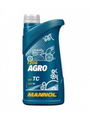 Mannol Agro 2T-Motoröl 1l