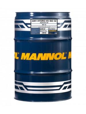 Mannol Hydro HV (HVLP) ISO 32 60l Fass
