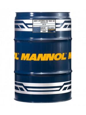 Mannol Hydro HV (HVLP) ISO 32 208l Fass