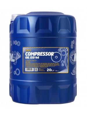 MANNOL Compressor Oil ISO 46 20l Kanister