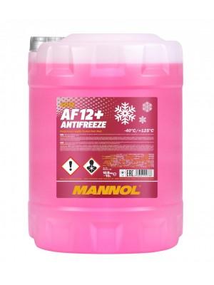 Mannol Kühlerfrostschutz Antifreeze AF12+ -40 longlife Fertigmischung 10l Kanister