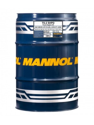 MANNOL TS-2 SHPD 20W-50 Motoröl 60l Fass