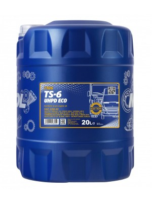 MANNOL TS-6 UHPD Eco 10W-40 Motoröl 20l Kanister