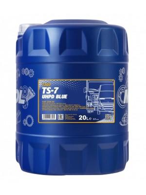 MANNOL TS-7 UHPD Blue 10W-40 Motoröl 20l Kanister
