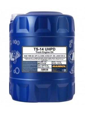 MANNOL MN TS-14 UHPD 15W-40 Motoröl 20l Kanister