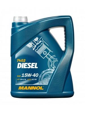 MANNOL Diesel 15W-40 Motoröl 5l