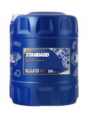 Mannol Standard 15W-40 Motoröl 20l Kanister