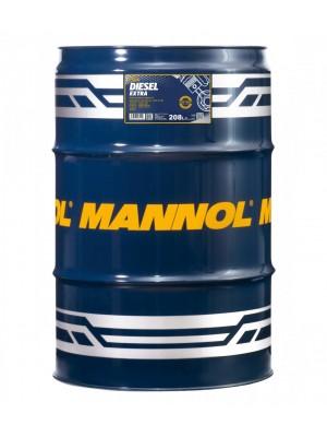 MANNOL Diesel Extra 10W-40 Motoröl 208Liter Fass