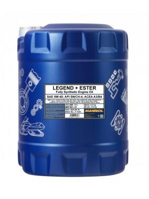 MANNOL Legend+Ester 0W-40 Motoröl 10l Kanister