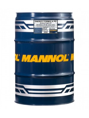 MANNOL Energy Formula PD 5W-40 Motoröl 208l Fass