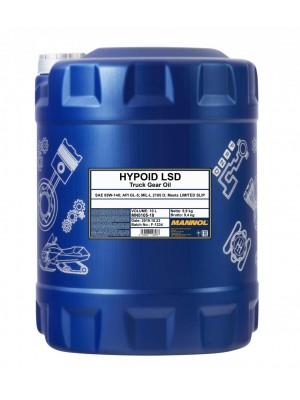 MANNOL Hypoid LSD 85W-140 API GL-5 LS 10l Kanister