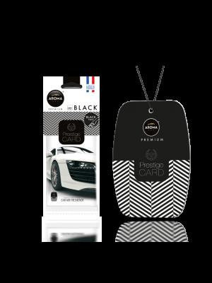 Aroma Car Lufterfrischer Prestige Card Black