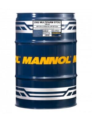MANNOL MULTIFARM STOU SAE 10W-40 60L
