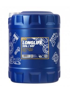 MANNOL 7715 LONGLIFE 504/507 5W-30 Motoröl 10L