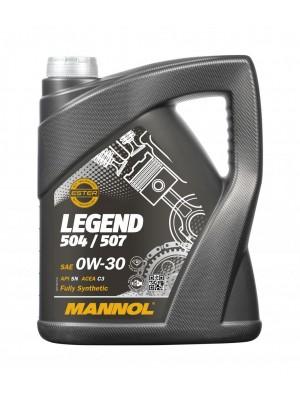 MANNOL 7730 LEGEND 504/ 507.00 0W-30 Motoröl 5l