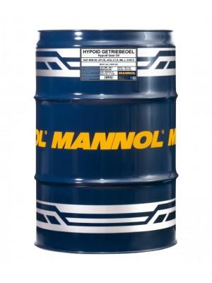 MANNOL Hypoid Getriebeöl 80W-90 API GL 4/GL 5 LS 208l Fass