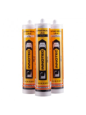 Innotec Spray-Seal LS-m Spritzbare Dichtmasse (dünneres Material) 290 ml schwarz