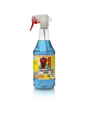 Tuga Chemie - Kunststoff-Teufel (Entfernt (fast) alles auf Kunststoff) 1L