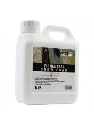ValetPRO - PH Neutral Snow Foam (Pre-Wash Vorwäsche) 1L