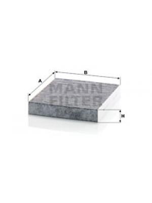 MANN-FILTER CUK 22 011 - Filter, Innenraumluft - adsotop