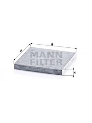 MANN-FILTER CUK 22 021 - Filter, Innenraumluft - adsotop