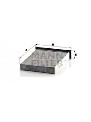 MANN-FILTER CUK 2316 - Filter, Innenraumluft - adsotop