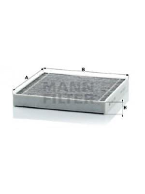 MANN-FILTER CUK 2339 - Filter, Innenraumluft - adsotop